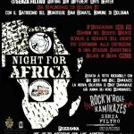 Night for Africa- Planimetrie Culturali Bologna